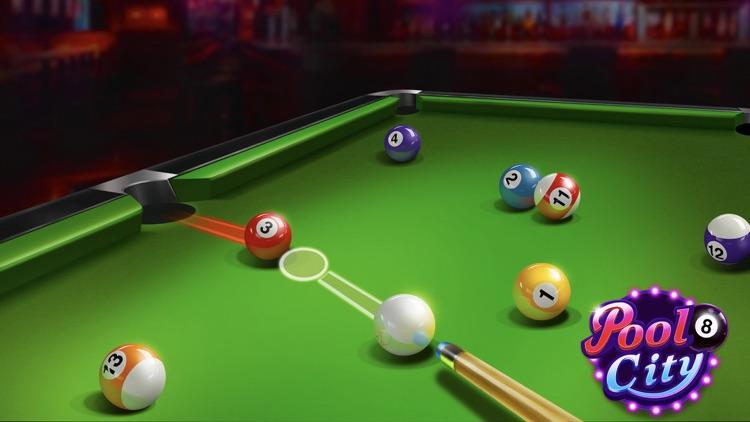 8 Ball Pool City