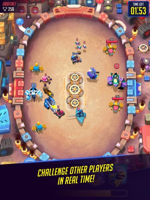 Orbital 1 screenshot 8