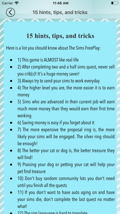 Best Guide for Sims Freeplay screenshot-3