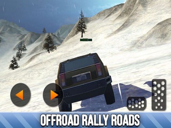 Jeep Mountain Hill Driver Cup screenshot 4