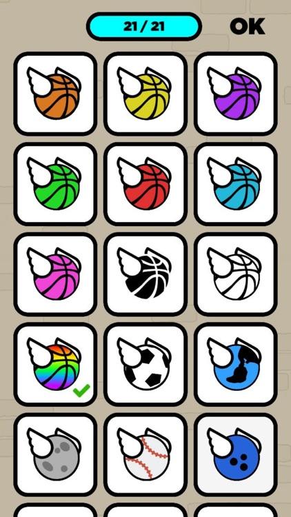 Flappy Dunk screenshot-3