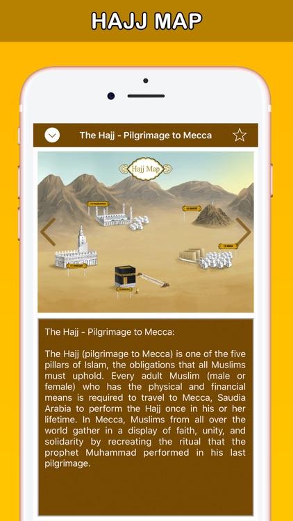 Hajj & Umrah Guide PRO screenshot-4