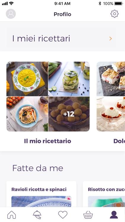 GialloZafferano: le Ricette screenshot-3