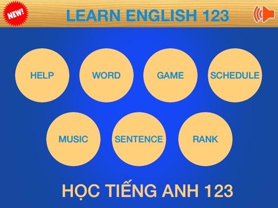 Screenshot #1 for Học Tiếng Anh 123 ...
