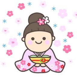 Oshogatsu Girl