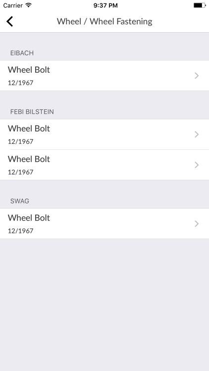 Car Parts for Mercedes-Benz screenshot-3