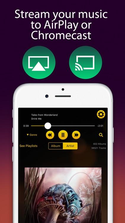 MusicStreamerLite screenshot-4