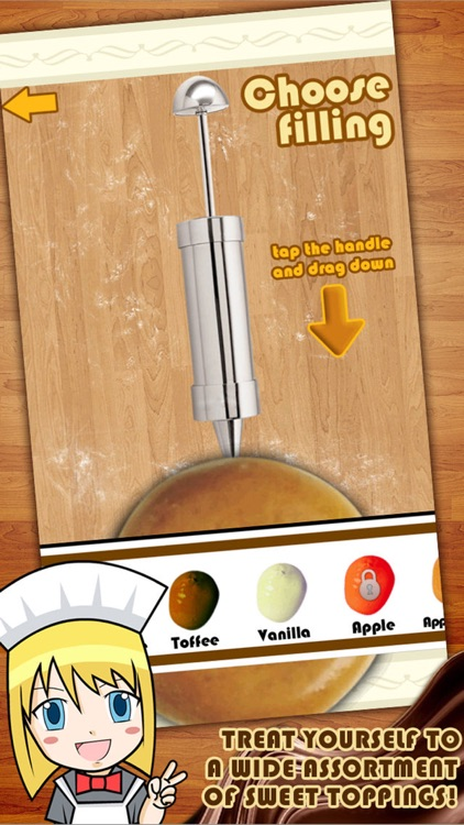 Amy's Donut - Baking Game screenshot-3