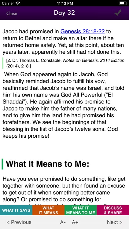 Epic Bible Story