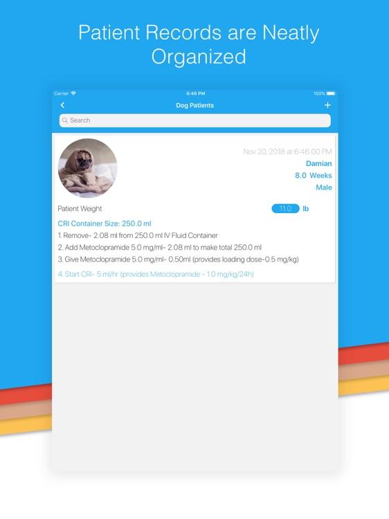 Veterinary CRI Plus screenshot-3