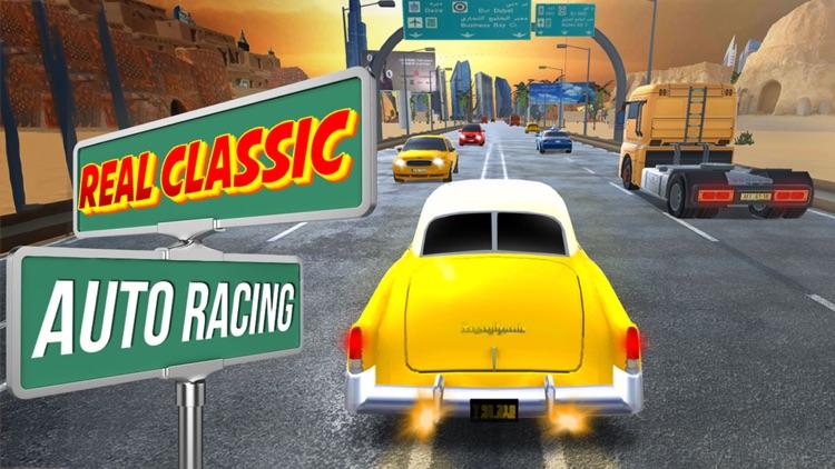 Real Classic Car Racing screenshot-7