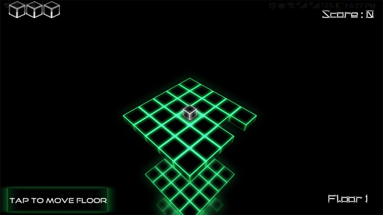 falldown 3d Matrix Puzzle