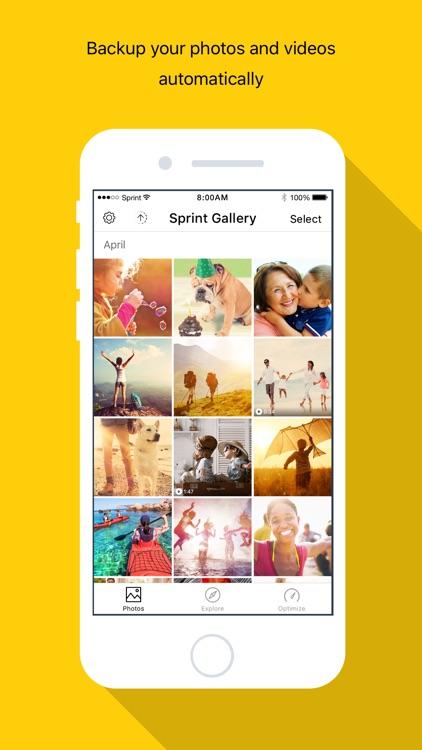 Sprint Gallery