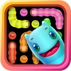 Gummy Worms Link Pro - Draw Sweet & Delicious Color Line icon