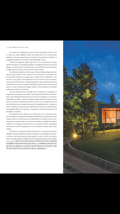 Arquitexto - Revista Dominican screenshot 4