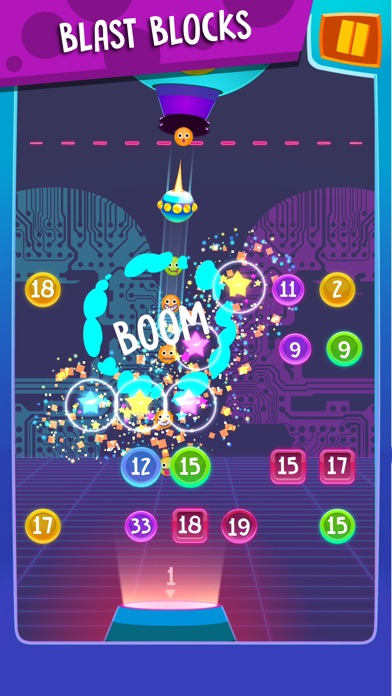 Ball Blast! Screenshot 2