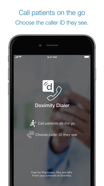Doximity Dialer screenshot-0