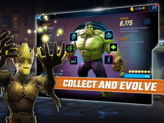 MARVEL Strike Force: Squad RPG screenshot 8