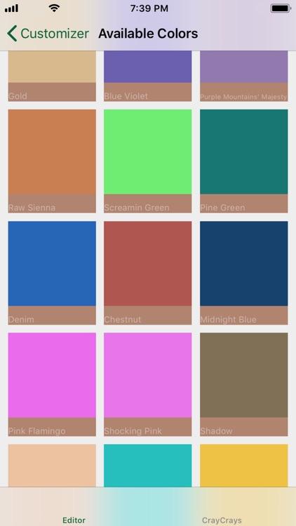 CrayCray by inSehnDesigns screenshot-6