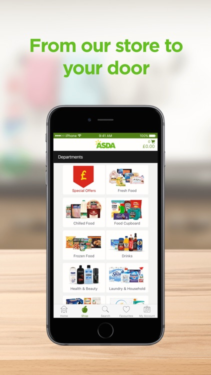 ASDA screenshot-1