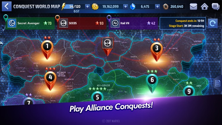 MARVEL Future Fight screenshot-3