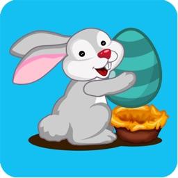 复活节兔子泡泡龙