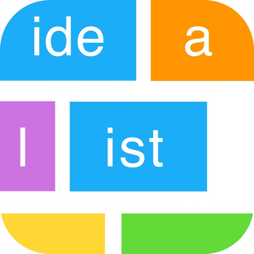 Idealist — Shopping List