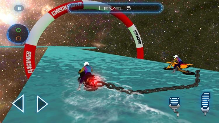 Chained Cars & Bike Surfers screenshot-3