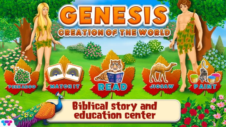 Genesis Creation of the world screenshot-0