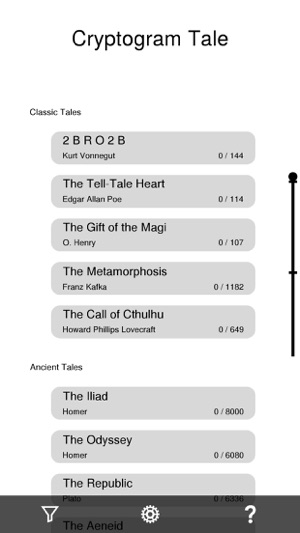 Cryptogram Tale on the App Store