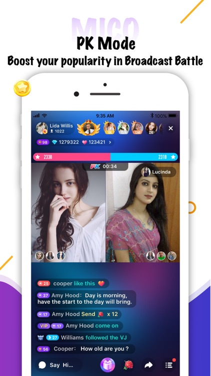 Mico Chat - Video & Live Chat