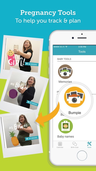 Download BabyCenter - Pregnancy tracker for Pc