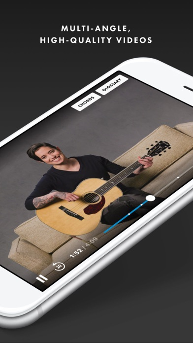 Guitar Lessons | Fender Play app image