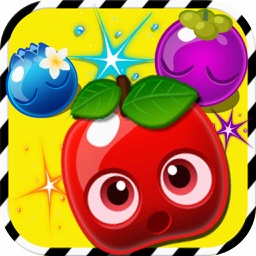 Fruit Match Frenzy-Fruit Crash