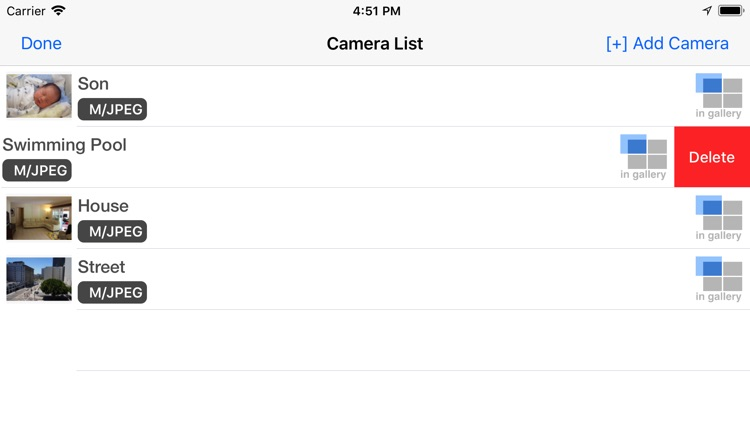 IP Cam Soft Pro screenshot-3