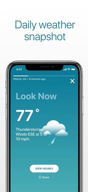 The Weather Channel: Forecast on the App Store