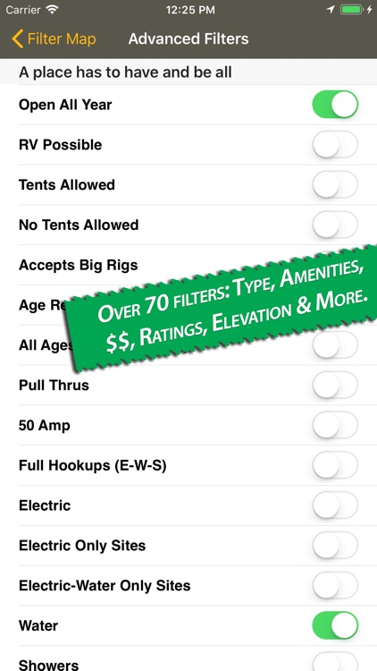 Camp & RV - Tents to RV Parks screenshot-4