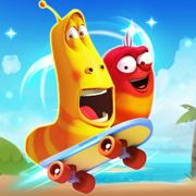 跑酷爆笑虫子大冒险 - 跑酷 竞速游戏