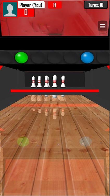 King Of Strike Bowling 3D screenshot-3