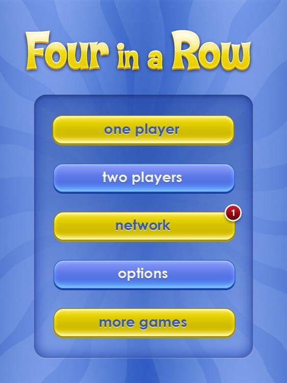 Four in a Row Pro HD screenshot-4