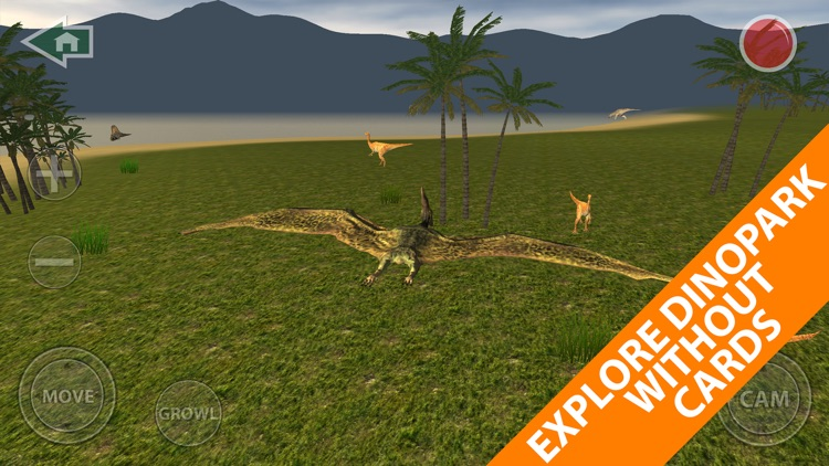 myARgalaxy - Dinosaurs screenshot-3