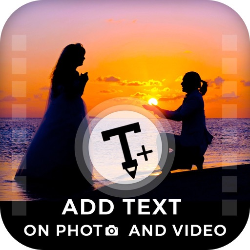 Write Text on Photo and Video