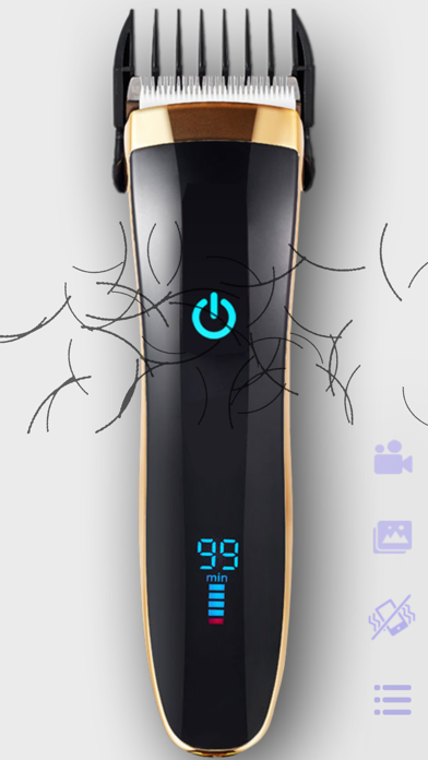 Electric Fader (Hair Clipper) screenshot one