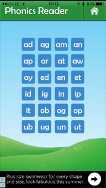 Phonics Reader Lite