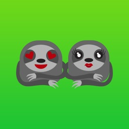 Sloth Stickers Pro