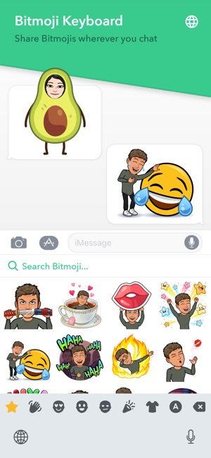 Bitmoji on the App Store b4c3e7c8324