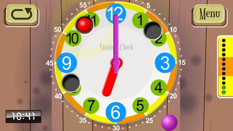 Telling Time for Kids – Learn how to tell time screenshot-1