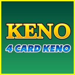 Keno 4 Multi Card