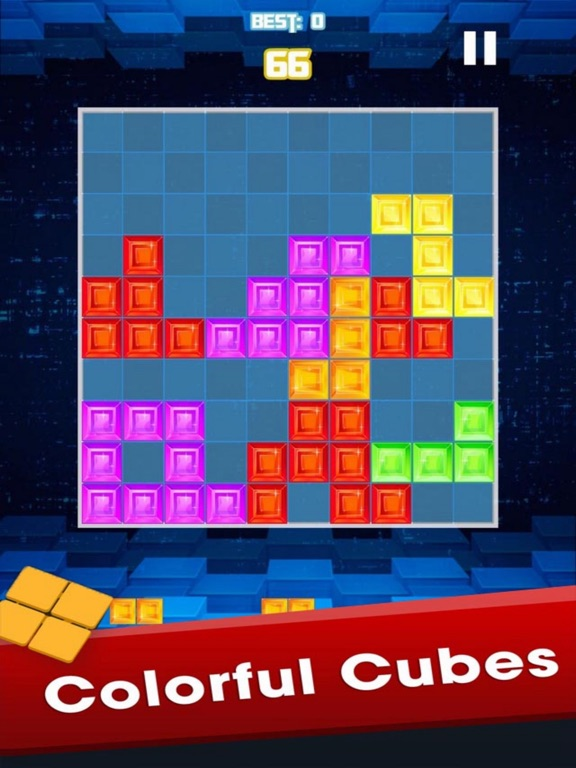 Puzzle Block Fill Color screenshot 6
