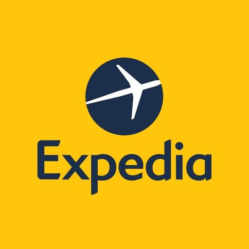 Expedia Hotels Flights Car Logo